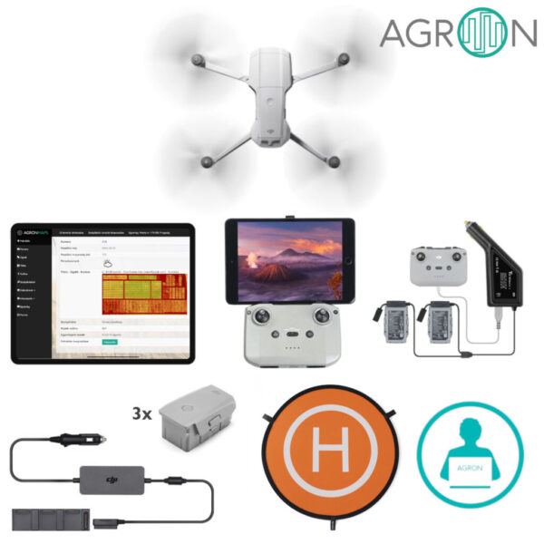 AGRON DJI Mavic Air 2 csomag